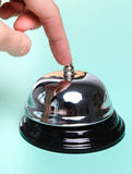 Ring bell Stock Images