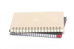 Ring Binder Hard Cover Book. Fotografie Stock
