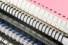 Ring binders Royalty Free Stock Photo