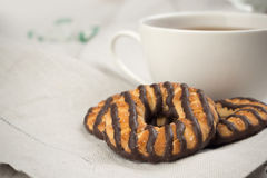 Ring biscuits Royalty Free Stock Photography