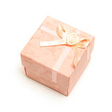 Ring Box for Her Royalty Free Stock Image