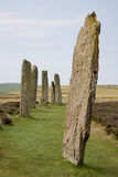 Ring of Brodgar Royalty Free Stock Photo