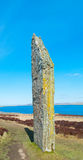 Ring of Brodgar, Orkney Island Stock Image