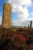 Ring of Brodgar Stock Photography