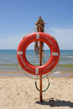 Ring-buoy Royalty Free Stock Image
