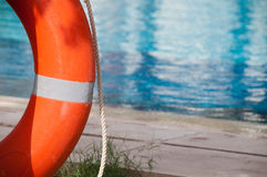 Ring-buoy Royalty Free Stock Images
