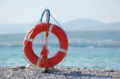 Ring-buoy Royalty Free Stock Photography