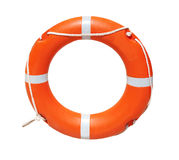 A ring-buoy Stock Image