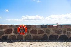 Ring buoy royalty free stock image