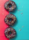 Ring Cake Arkivfoto