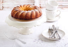 Ring cake Royalty Free Stock Photos