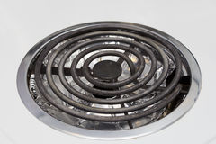Ring on a Cooker Royalty Free Stock Images