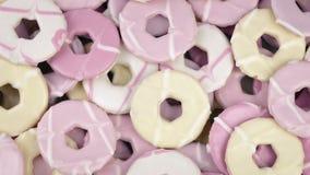 Ring Cookies Rotating helado metrajes