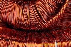 Ring core transformer Stock Photos