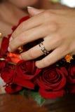 Ring der Braut lizenzfreie stockfotografie