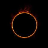 Ring des Feuers Stockbild