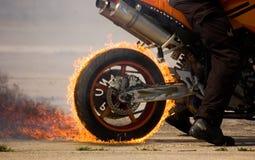 Ring des Feuers. lizenzfreies stockfoto