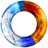 Ring des Geschäfts Lizenzfreies Stockfoto