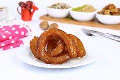 Free Ring Dessert - Halka Tatlisi Stock Photography - 97273622
