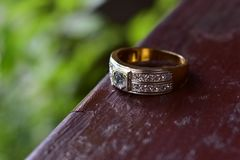 Ring Diamond the best royalty free stock image