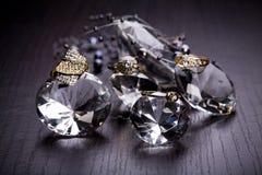 Ring with diamonds Stock Photo