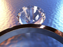 Ring Dimond Royalty Free Stock Image