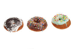 Ring donuts Stock Photography