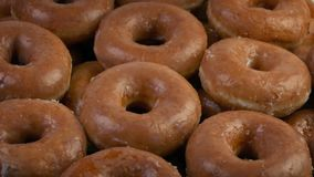 Ring Donuts Rotating almacen de video
