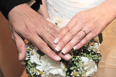 Ring exchange Stock Images