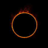 Ring of Fire Stock Image