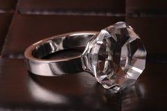 Ring With Gemstone Stock Photos
