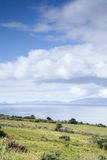 Ring of Kerry Coast with Dingle Peninsula Stock Photography