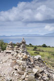 Ring of Kerry Coast with Dingle Peninsula Stock Images