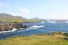 The Ring Of Kerry. Eire. Micheal Skellig Stock Images
