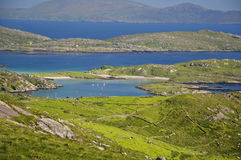 Ring of kerry ireland royalty free stock images