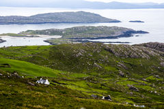 Ring of Kerry at Ireland Royalty Free Stock Photos