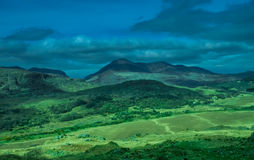 Ring of Kerry landscape Stock Photography