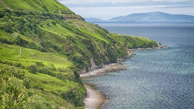 Ring of Kerry Landscape Stock Image