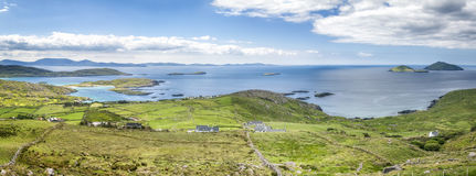Ring of Kerry Landscape Royalty Free Stock Photos