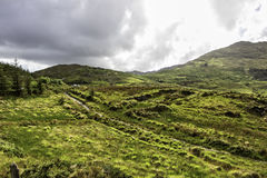 Ring of Kerry mountains - Ireland Stock Image