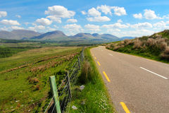 Ring of Kerry road royalty free stock photos