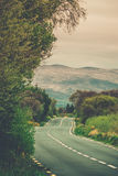 Ring of Kerry road Royalty Free Stock Photo