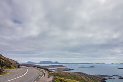 Ring of Kerry road Royalty Free Stock Images