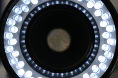 Ring-Leuchte Stockfotos