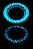 Ring Light with LEDs royalty free stock photos