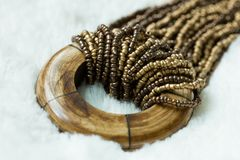 Ring Necklace Images libres de droits