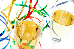 Ring in the new year Stock Photos