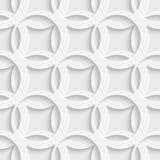 Ring Pattern sans couture Photos libres de droits