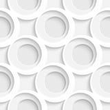 Ring Pattern sans couture Image libre de droits