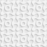 Ring Pattern sans couture Photographie stock libre de droits